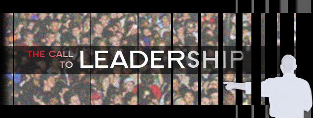 Image result for a call to leadership
