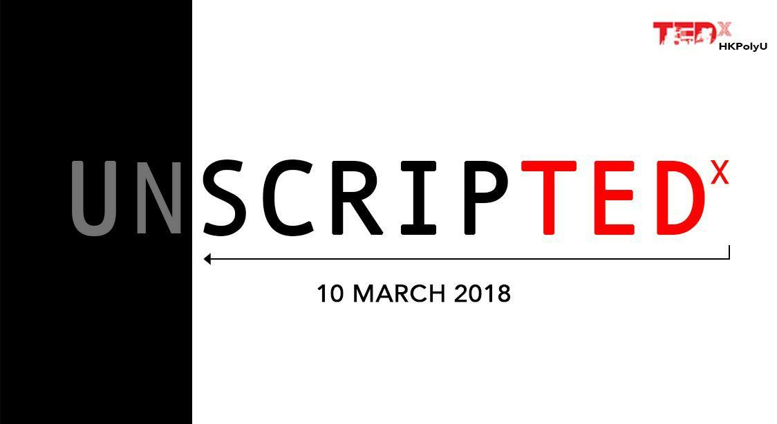 TEDx Talk at PolyU